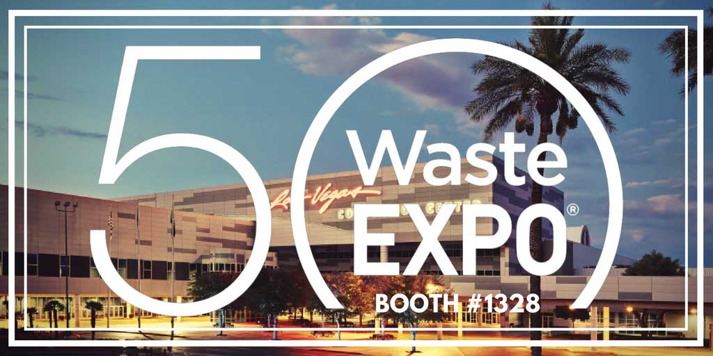 Air-Weigh brings refuse truck scales with cloud technology to Waste Expo 50