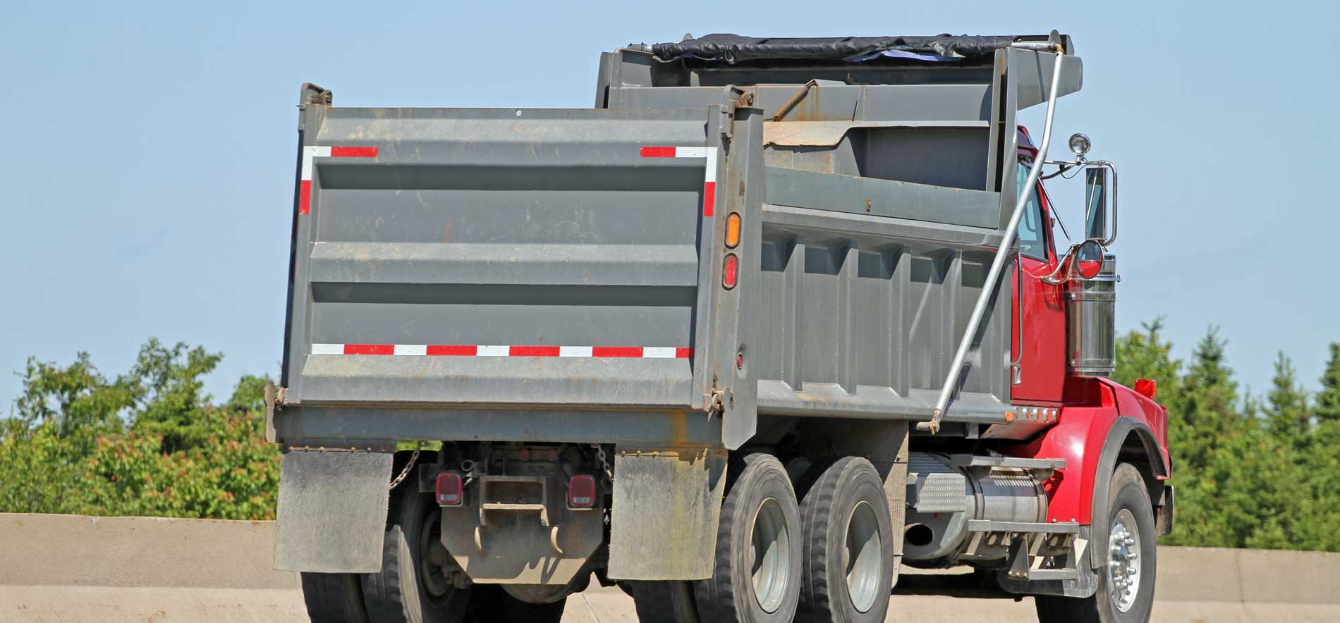 Home Air Weigh Mack Dump Truck Trailer Wiring Diagram Straight On Board Scales Support Ride And Mechanical Suspension