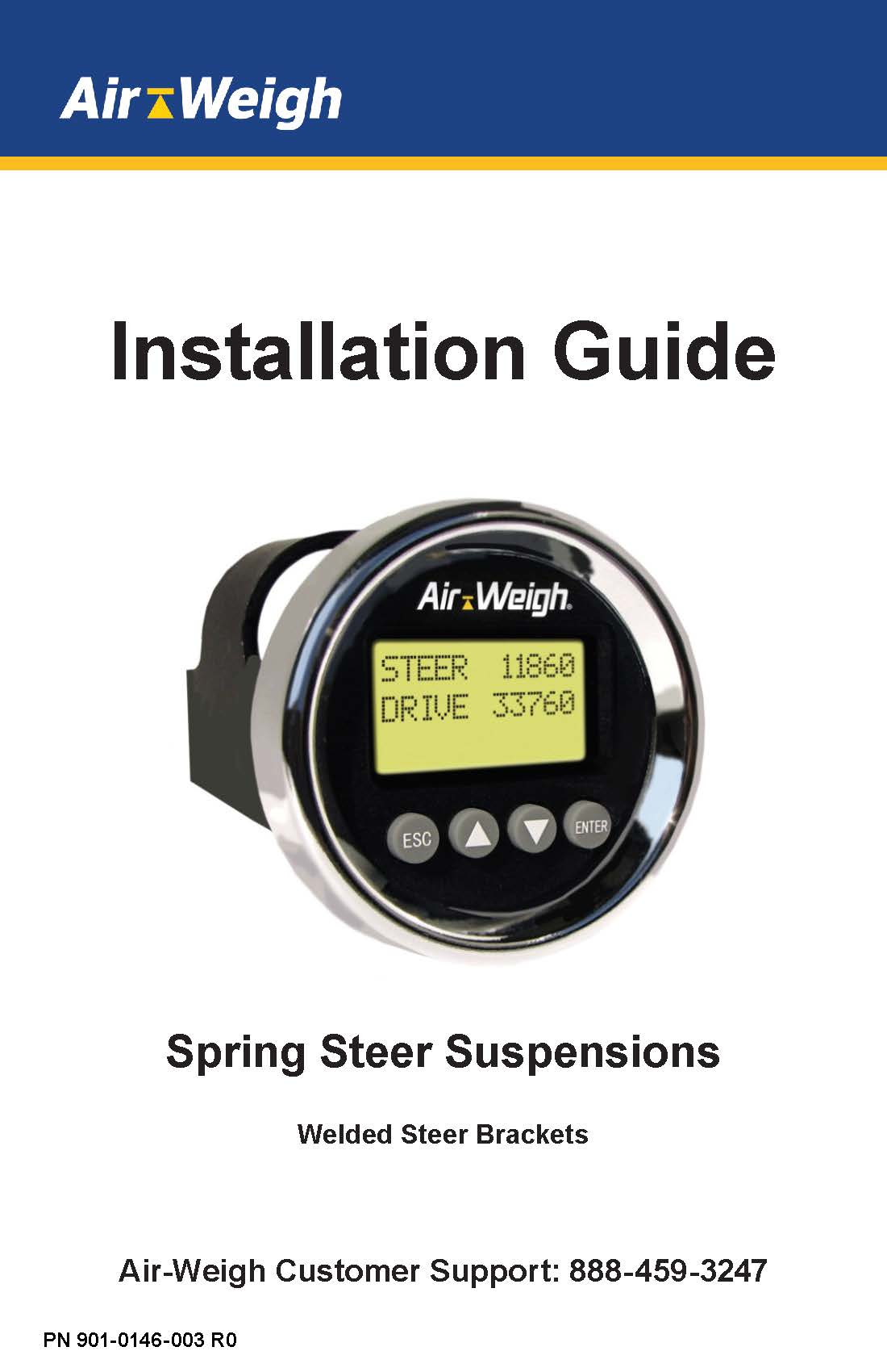Installation Manuals Air Weight Pressure Transducer Wiring Diagram Truck Guide For Ford F 750 Trucks