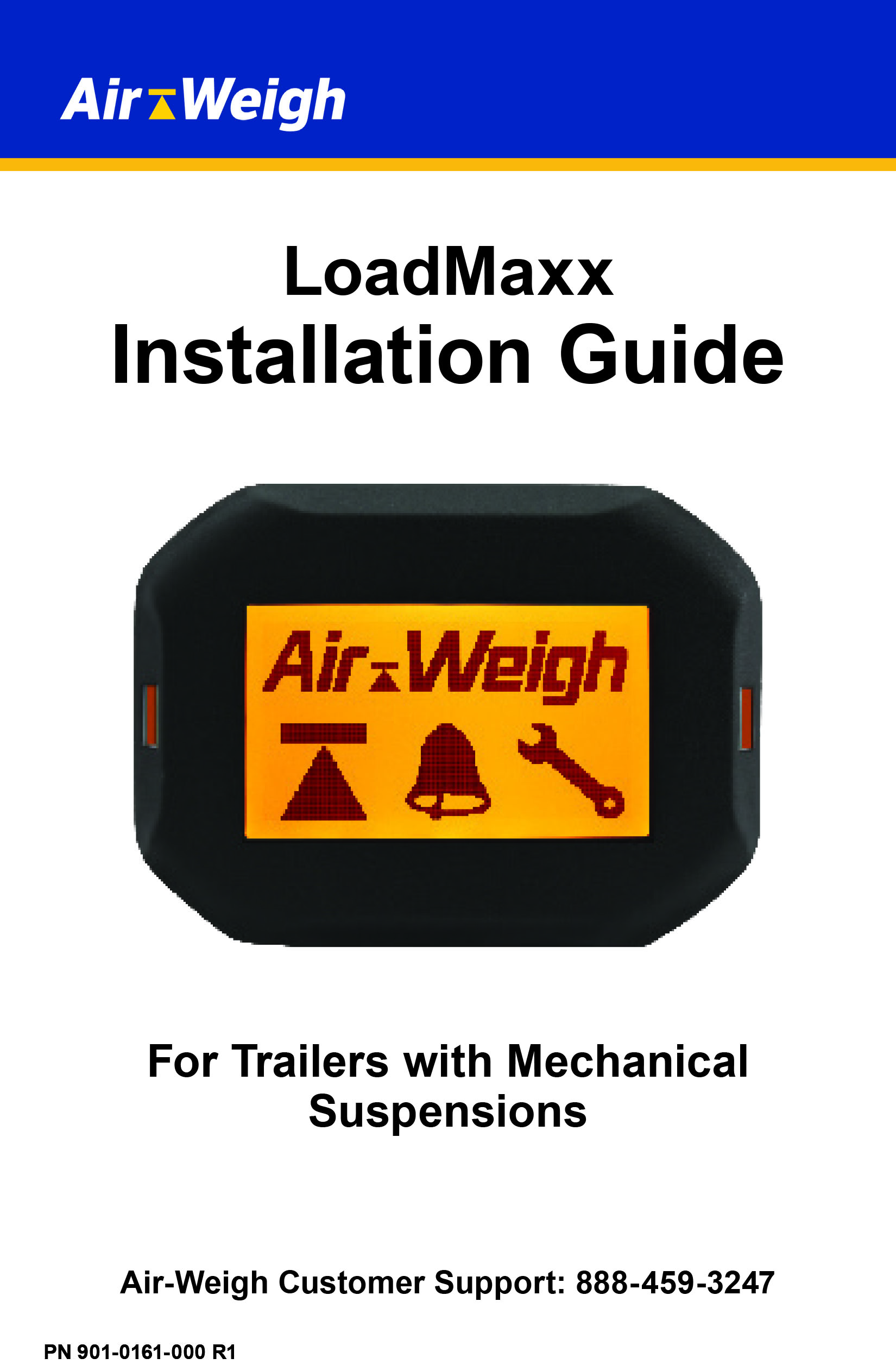 Installation Guide for Trailers with Mechanical Suspensions