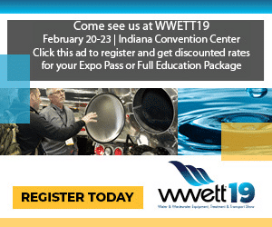 Air-Weigh is Exhibiting at  WWETT Show 2019
